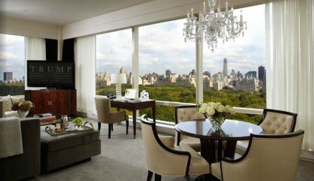 Trump NY Hotel Park View Suite
