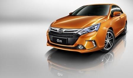 Las ventas de coches eléctricos de BYD en China funcionan mejor que nunca