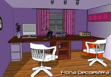 Hazlo tú mismo: un escritorio con una encimera de cocina