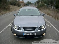 Prueba: Saab 9-5 2.0t Biopower (parte 1)