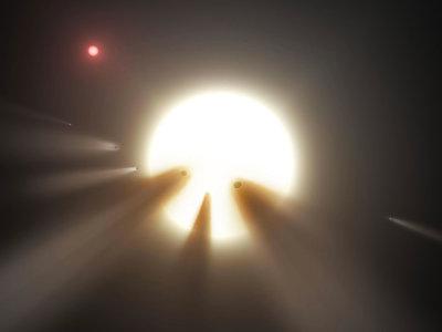 Tabby, las estrella que vuelve locos a astrónomos profesionales y aficionados que aún resulta ser un misterio