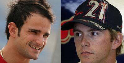 Speed & Liuzzi: Dos hombres sin destino...aún