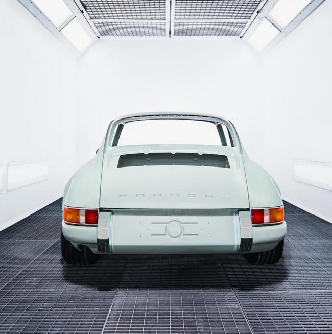Porsche 911 Electrico