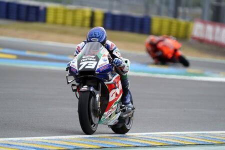 Alex Marquez Francia Motogp 2021