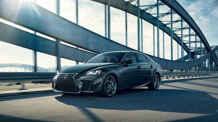 Lexus Is F Sport Blackline Special Edition 2