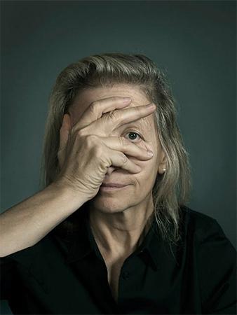 ¿Cómo retratarías a Annie Leibovitz?