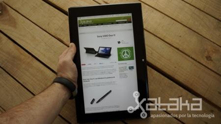 Sony Vaio Duo 11 formato tablet