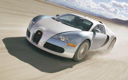 Otras 10 curiosidades del Bugatti Veyron