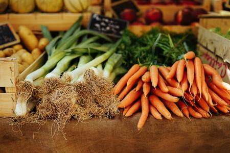 Foto Verduras Frescas