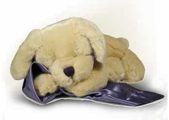 Peluches que ayudan al niño a dormir