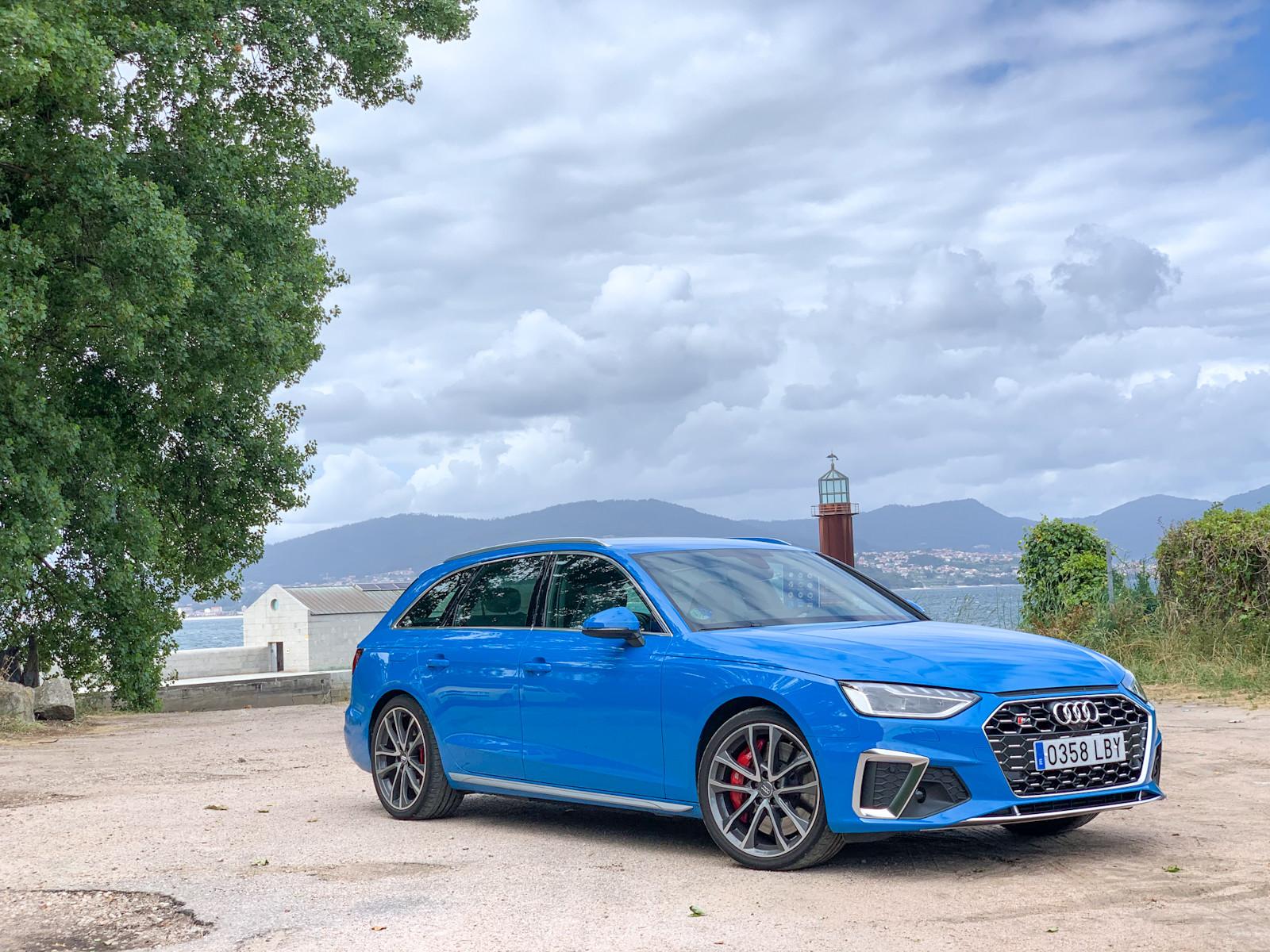 Foto de Audi S4 Avant 2020 (prueba) (23/26)