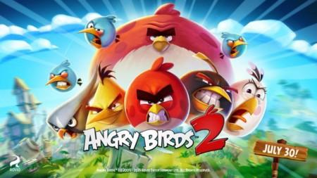 Seis años después del original, Rovio anuncia Angry Birds 2