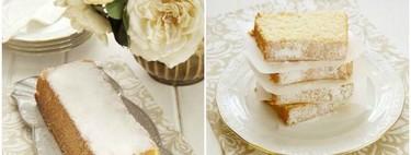 Bizcocho de suero de mantequilla: receta