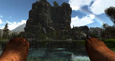 El simulador de osos supera su meta en Kickstarter