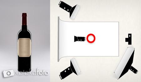 Esquema de iluminaci n para fotografiar productos - Como iluminar un escaparate ...