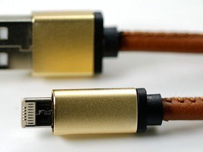 El cable de carga universal para smartphones existe, es el LMCable