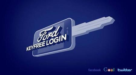Olvídate de las llaves del carro con Ford Keyfree