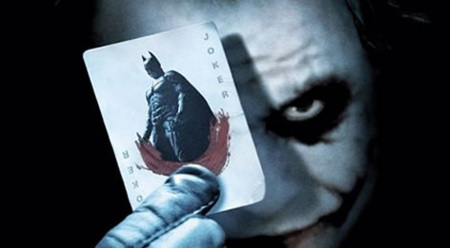 El Caballero Oscuro: contenidos de BD-Live