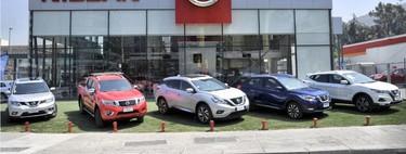 Las ventas de autos en México caen un 64.5% en abril, cifra histórica causada por el COVID-19