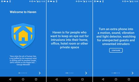 Haven, o novo aplicativo de vigilância de Edward Snowden