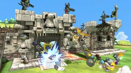 Tras su paso por Xbox 360, Happy Wars saldrá en Steam