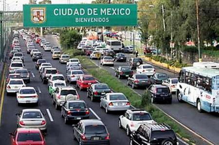 Nuevo reglamento de tránsito DF
