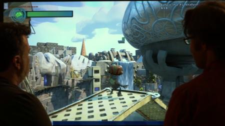 ¡Raz ha vuelto! Tim Schafer muestra el primer gameplay de Psychonauts 2