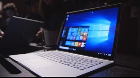 Microsoft ofrece otra versión de la Surface Book con GPU dedicada a 1699 dólares