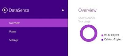 Windows 10 incorpora nuevas animaciones, y hereda Battery Saver y DataSense de Windows Phone