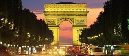 Champs-Elysées de Guerlain, un frasco homenaje a la avenida más bella del mundo