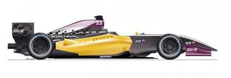 La Formula Renault 3.5 de las World Series estrenará monoplaza en 2012