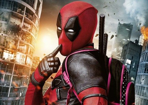 'Deadpool', bestial y deslenguada
