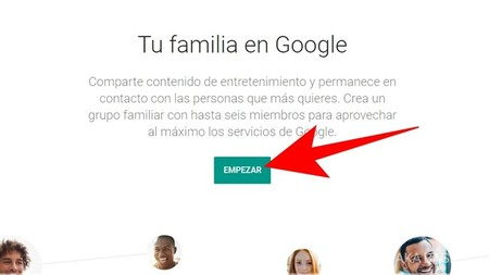 Familia En Google