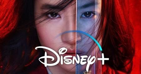 Noticias Disney: 'Mulán' se estrenará en septiembre, y  Disney+ llegará a México y Latinoamérica en noviembre