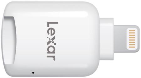 Lexar lanza un nuevo lector de MicroSD para dispositivos iOS