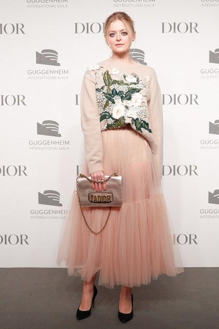 Dior Gig Pre Party 2018 Anna Baryshnikov