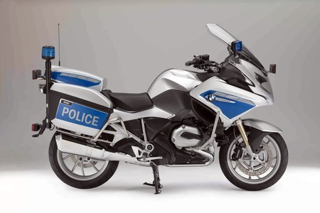 Bmw R 1200 Rt Policia