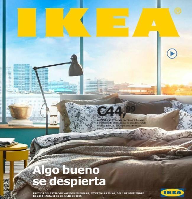 La versión para España del Catálogo de IKEA 2015 ya está