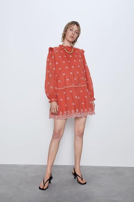 Vestidos Boho De Zara 1