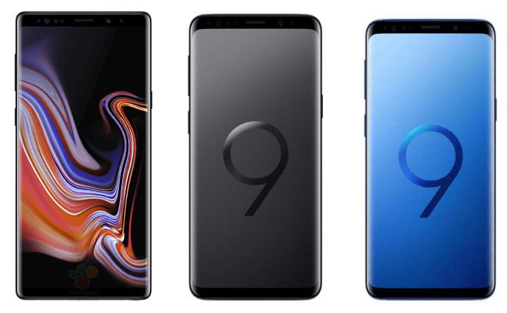 c4b4095d7ab Galaxy Note 9 vs Galaxy S9 Plus vs Galaxy S9, comparativa, características  y precio