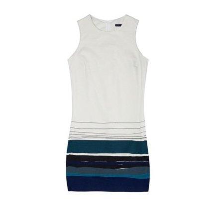 Zara Primavera-Verano 2011 vestido minimalismo
