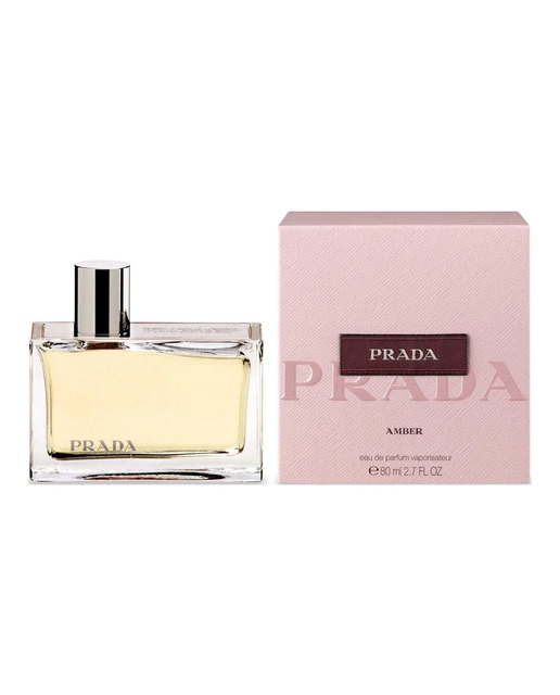 Eau de Parfum Prada Amber.