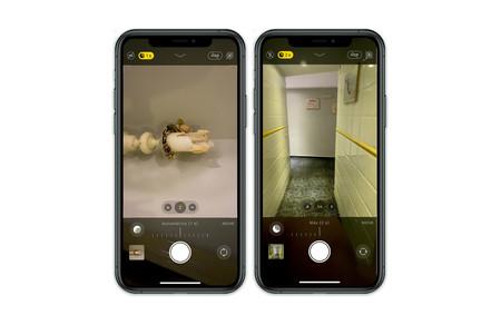 iPhone 11 Pro modo noche