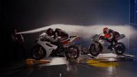 El equipo Latus afina la aerodinámica de sus motos