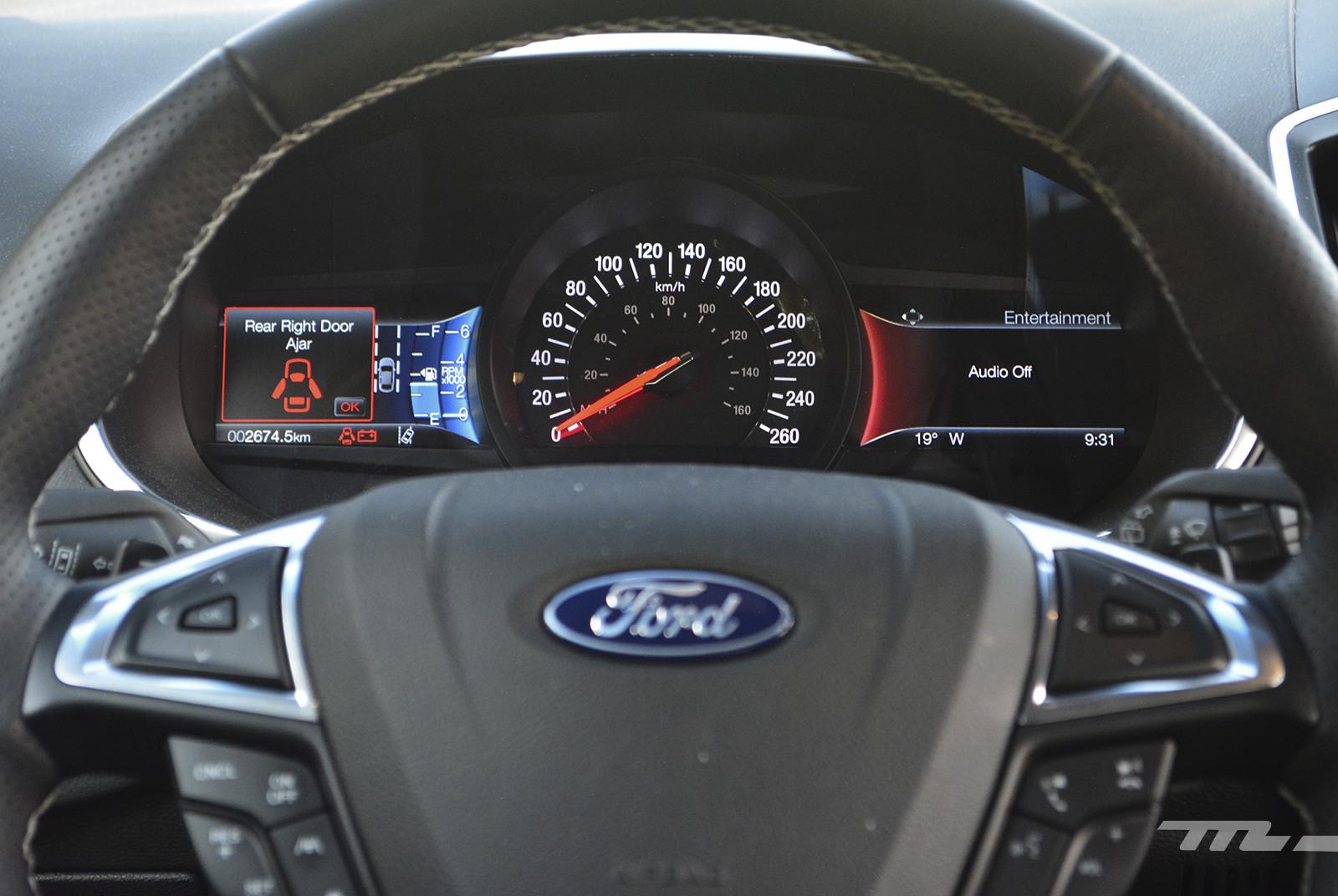 Foto de Ford Edge ST (prueba) (18/20)