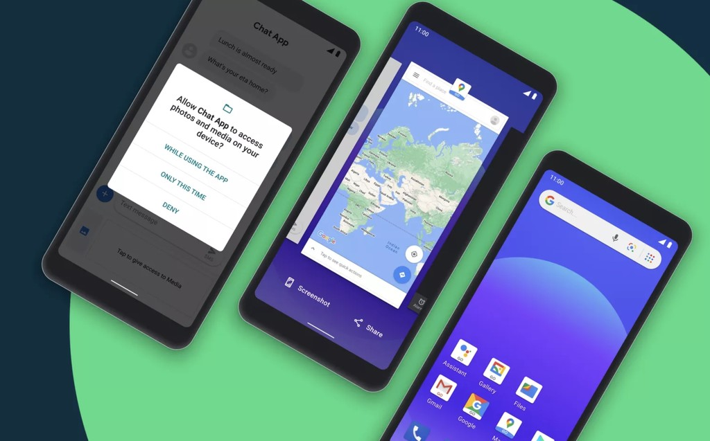 Android 11 Go ya disponible: novedades de Android 11 y mejoras de rendimiento en móviles de gama de entrada
