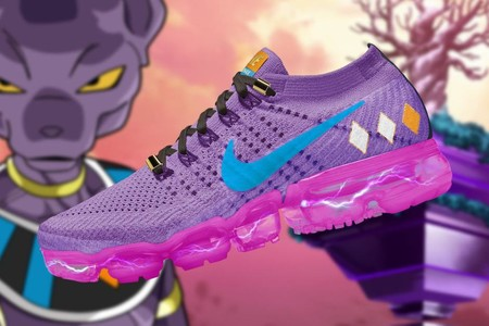 Dragon Ball Super Nike Air Vapormax Beerus