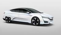 Honda FCV Concept: el nuevo coche de hidrógeno de Honda llegará en 2016