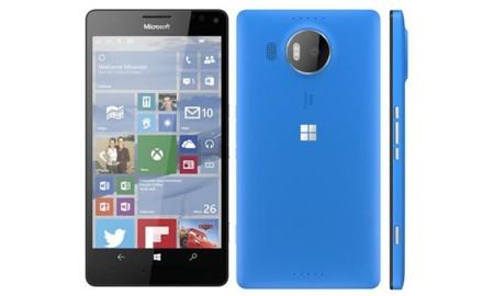 Estas son las primeras imágenes de los nuevos Lumia de gama alta que prepara Microsoft