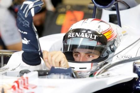 Williams mantiene su mirada sobre la evolución de Dani Juncadella